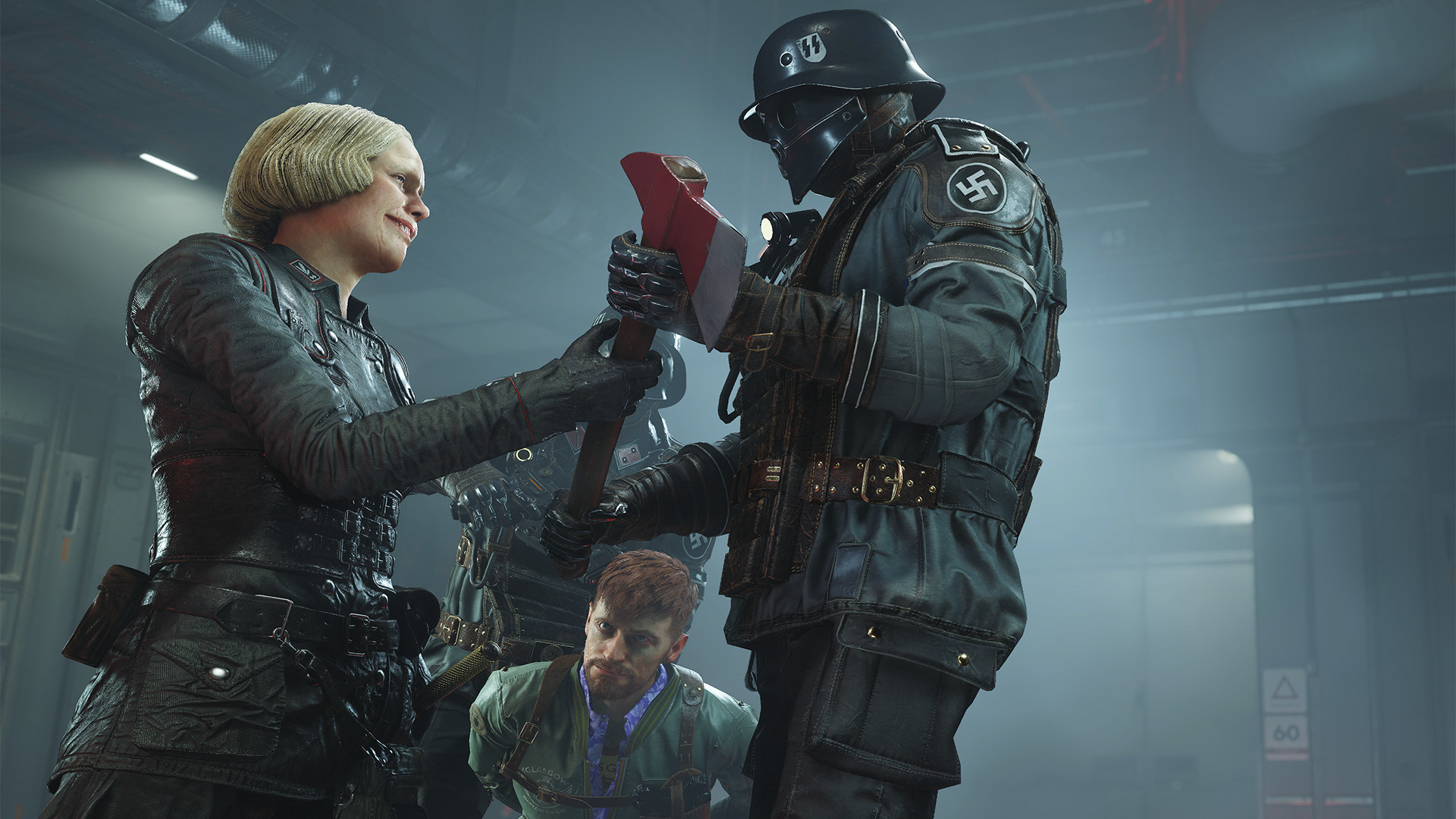 Wolfenstein II: The New Colossus (RUS ENG) [RePack] от R.G. Механики