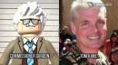 Кто кого озвучивал в Lego DC Super-Villains