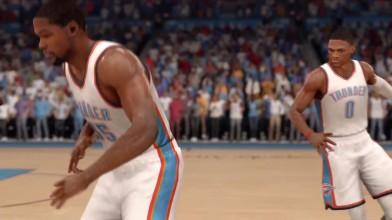 "NBA LIVE 16 ""Трейлер E3"""