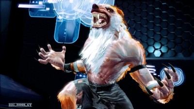 "Killer Instinct ""Fulgore vs Sabrewulf - Directx 12 [PC]"""