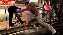 Yakuza 4 - представлены скриншоты ремастера для PlayStation 4