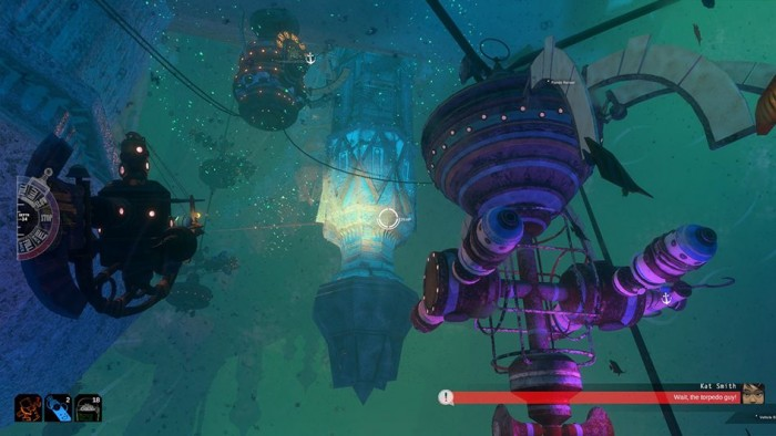diluvion underwater cities