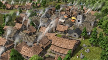 Banished вышла в Steam!