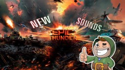 Epic Thunder sound mod vs Standart sound