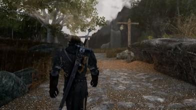 Как выглядит Skyrim с реалистичной графикой
