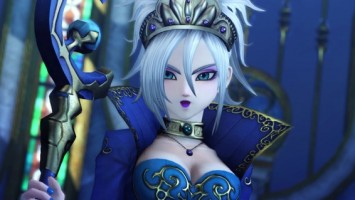Новые подробности и снимки экрана из Dragon Quest Heroes II