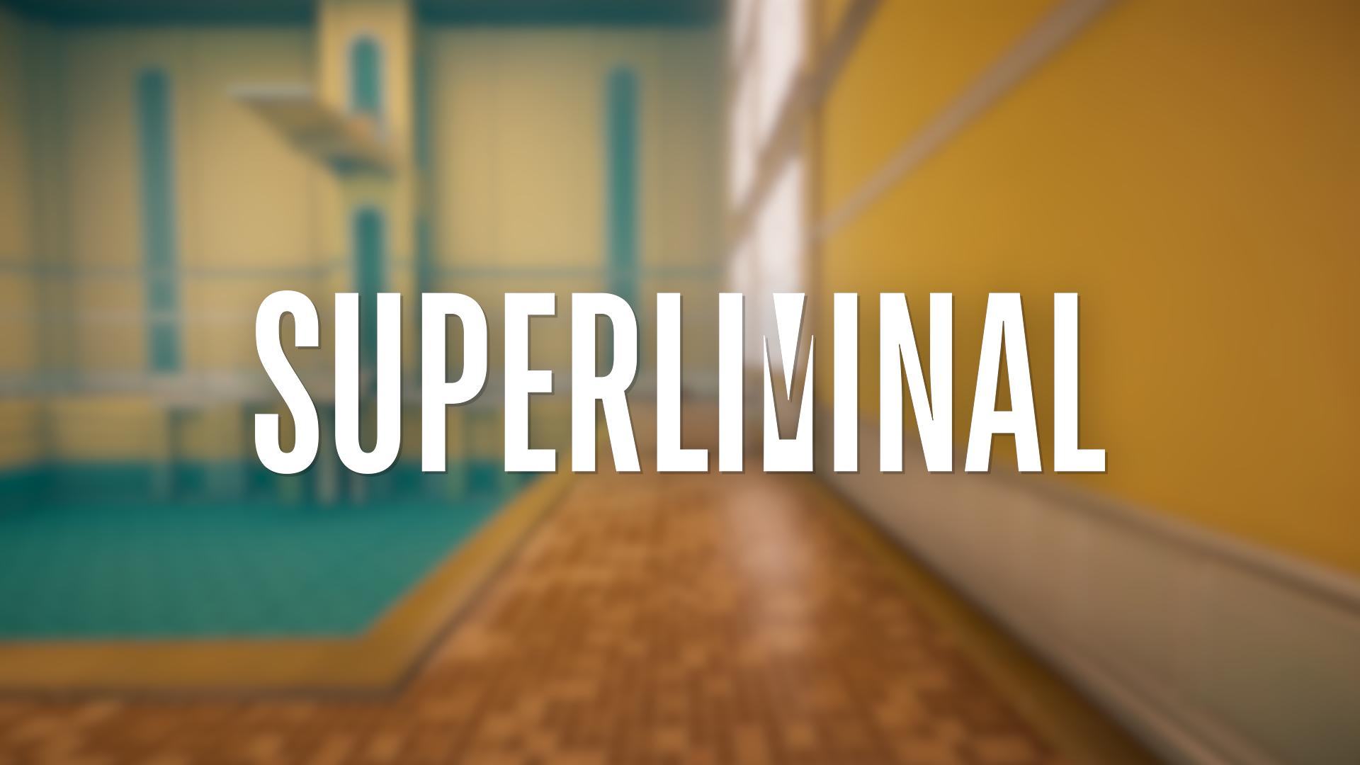 Необычная головоломка Superliminal вышла на консолях