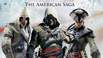 Ubisoft анонсировала «американский» сборник Assassin's Creed