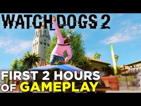 Watch dogs 2 трейлер на русском