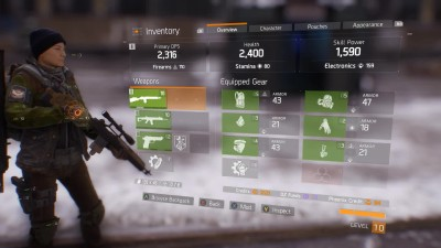 "Tom Clancy""s The Division - Подготовка агента #4"