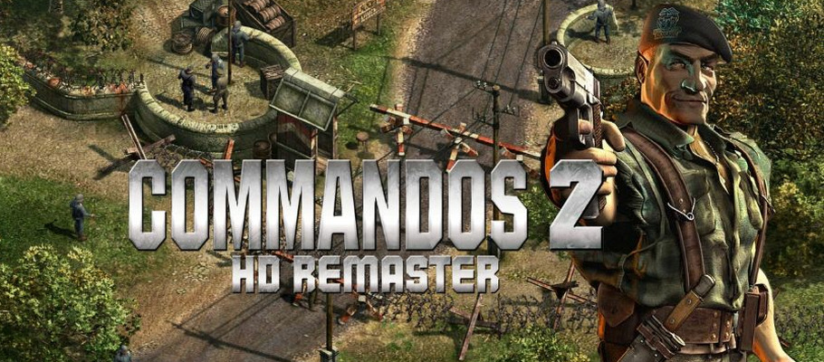 Новые скриншоты Commandos 2 HD Remaster