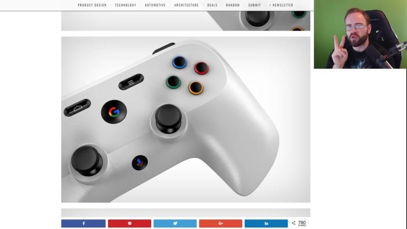 Google, похоже, собирается выйти на игровой рынок
