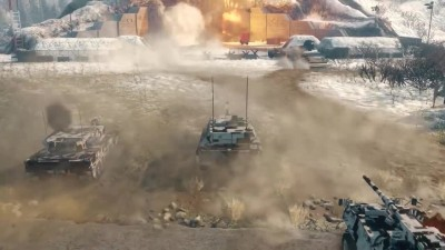 Сезоны в Armored Warfare