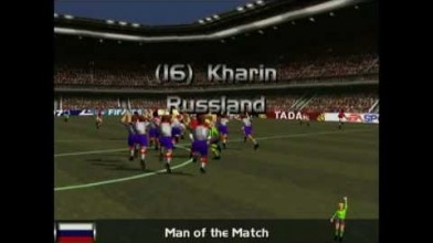 Машина Времени. FIFA Soccer '96