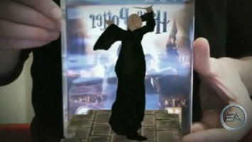 "Harry Potter and the Deathly Hallows: Part 2 ""Augmented Reality Trailer"""
