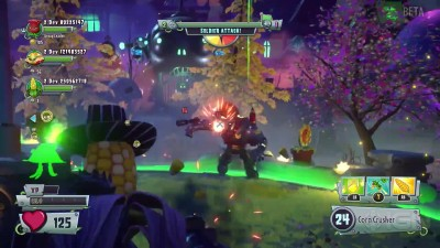 14 минут Plants Vs. Zombies: Garden Warfare 2