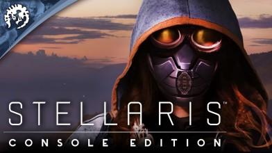 Космическую стратегию Stellaris выпустили на консолях