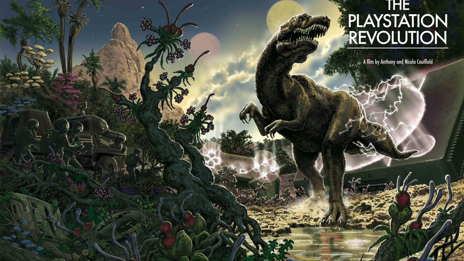 Анонсирован документальный фильм об истории PlayStation