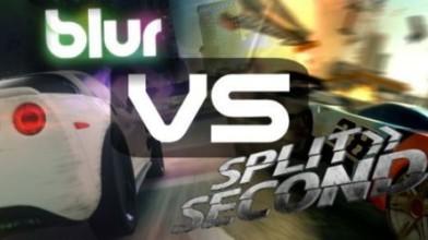 Оценки Blur и Split/Second