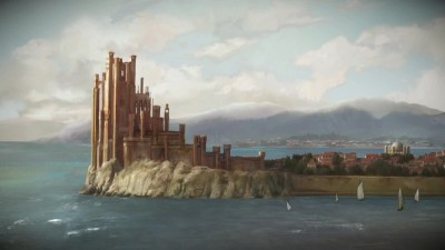 "Game of Thrones: A Telltale Games Series ""Релизный трейлер """