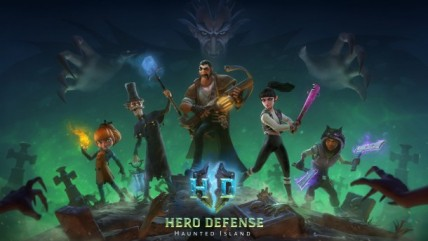 Выпускной Hero Defense - Haunted Island в Steam