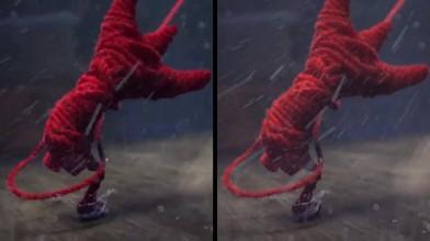 Сравнение графики Unravel Two на Switch и Xbox One