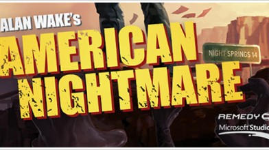 Pre-order игры Alan Wake's American Nightmare