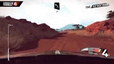 V-Rally 4 - геймплей по Кении