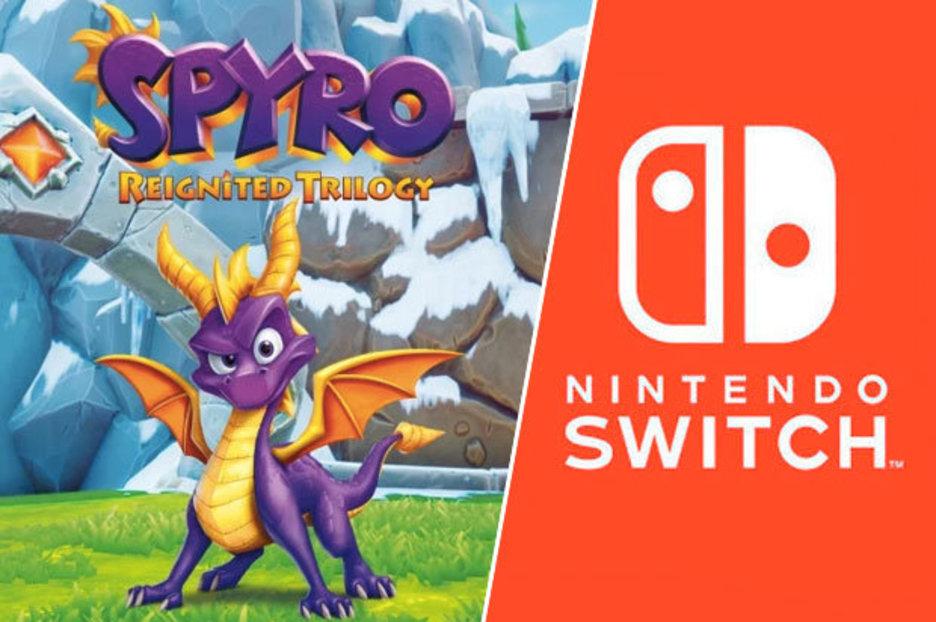 Spyro Reignited Trilogy не влезла на картридж