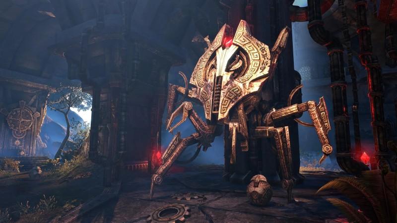 The Elder Scrolls Online - Новинки кронного магазина: декабрь