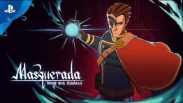 Тактическая ролевая игра Masquerada: Songs and Shadows появится на консолях 8 августа