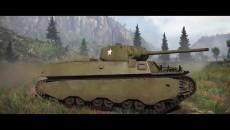 """War Thunder """"Стальные генералы- танки США"""""""