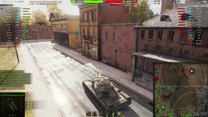 World of Tanks - Самый сильный танк 9 лвла без голды