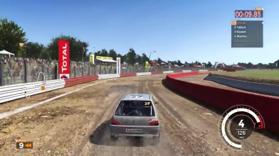 Авария на 150 км/ч - Sebastien Loeb Rally EVO