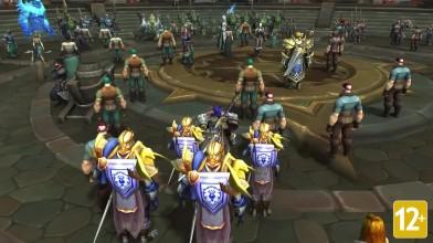 World of Warcraft - Новые союзные расы: култирасцы и зандалары