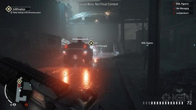 "Homefront: The Revolution (Beta) ""Геймплей миссии Infiltration"""