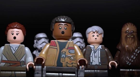 Lucasfilm работает над новой LEGO-игрой