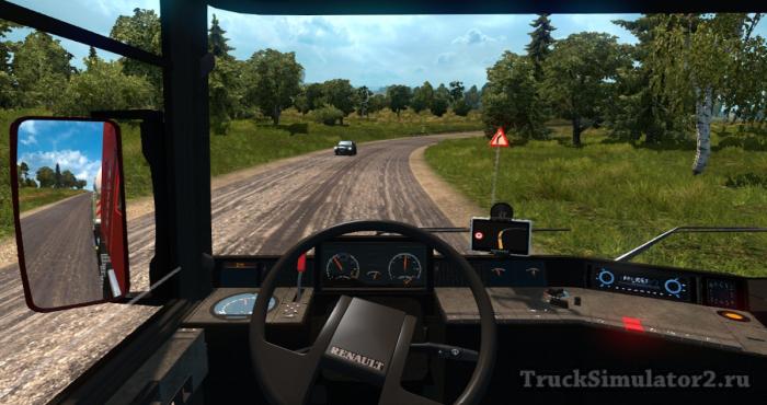 Euro Truck Simulator 2 Скачать Demo