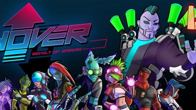 Консольная версия Hover: Revolt of Gamers всё ещё в разработке. Игра выйдет в том числе и на Switch