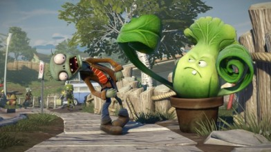 Plants vs. zombies: garden warfare пополнила каталог ea access