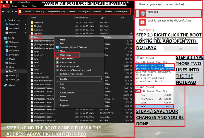 Этот простой способ для Valheim может повысить вашу производительность на 30 FPS и более