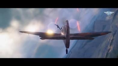 World of Warplanes - Iron Maiden - Aces High