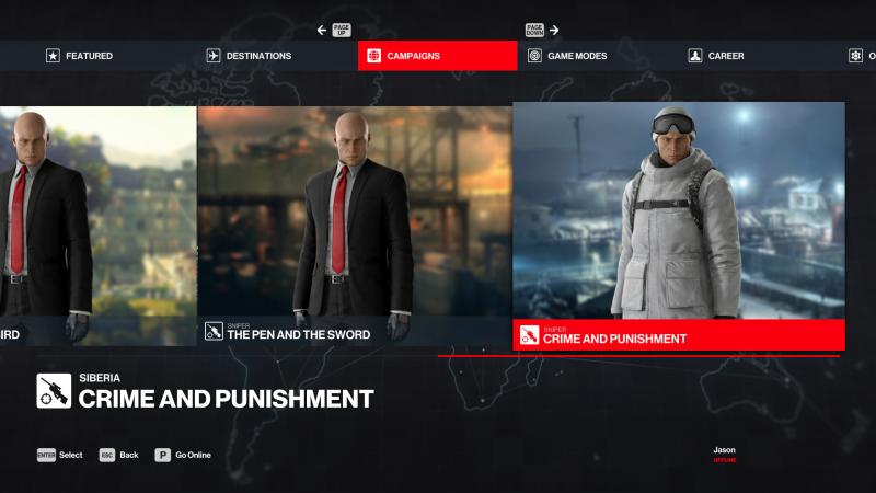 Мод для Hitman 3 позволяет выполнять онлайн-миссии в автономном режиме