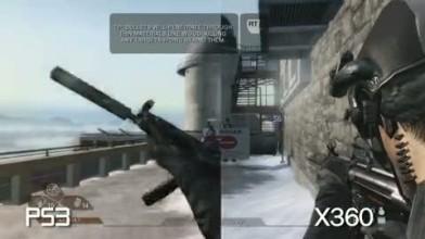 "Rainbow Six Vegas 2 ""Xbox 360/ PS3 сравнение"""
