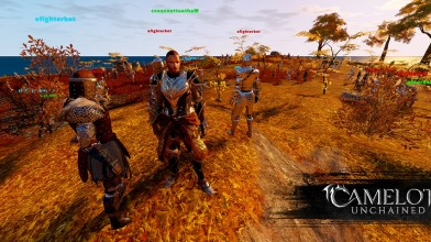 Спустя годы разработки MMORPG Camelot Unchained наконец-то получит бета-версию