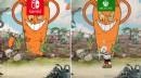 Сравнение графики Cuphead на Nintendo SwitchиXbox One