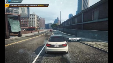 Need for speed Most Wanted - нарезка кадров