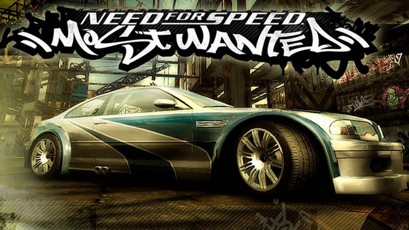 Need For Speed:Most Wanted