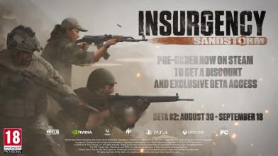 Геймплейный трейлер Insurgency: Sandstorm с Gamescom 2018