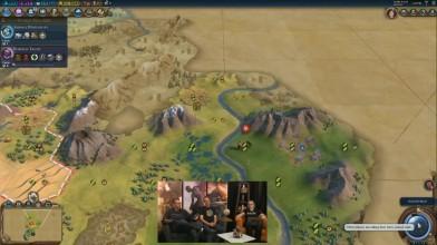 40 минут игрового процесса дополнения Gathering Storm к Civilization VI